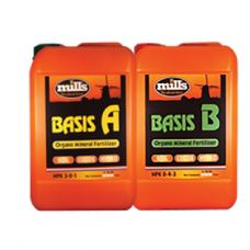 Mills Nutrients Basis A + B